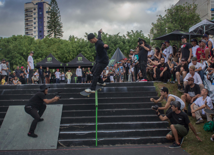 Skate Jam Suzano dá vaga brasileira para Tampa AM nos Estados Unidos