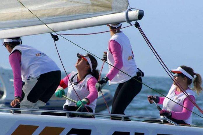 Semana de Vela de Ilhabela apoia o Outubro Rosa
